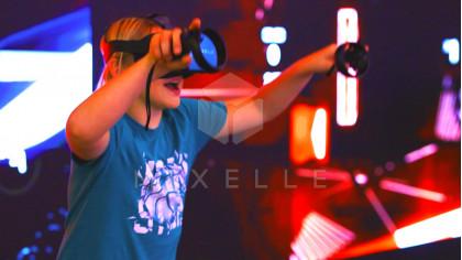 Аренда VR аттракциона Oculus Quest 2 со стримингом с ПК
