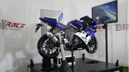 Аренда VR мотоцикла motoVR с сопровождением
