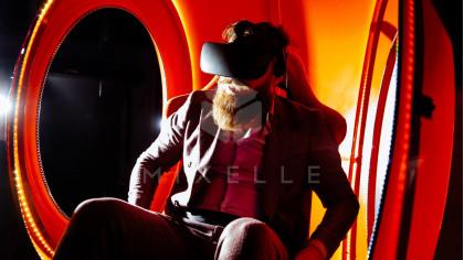 Аренда VR аттракциона VR шаттл CapsulaVR