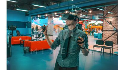 Аренда аттракциона Oculus Rift CV1 на выездное мероприятие