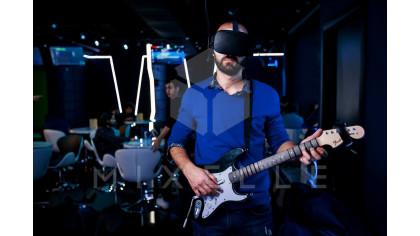 """Аренда аттракциона """"Гитары (Rock Band VR)"""" на выездное мероприятие"""