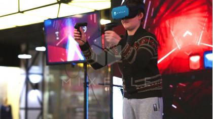"""Аренда аттракциона """"VR Джедай"""" на выездное мероприятие"""