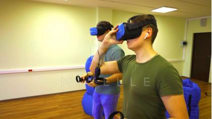 Аренда беспроводного автономного VR аттракциона Oculus Quest 2