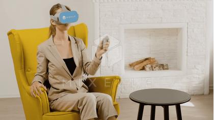 Организация конференций и презентаций в виртуальной реальности