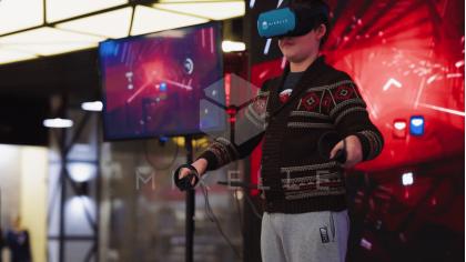Аренда VR аттракциона для детей под ключ