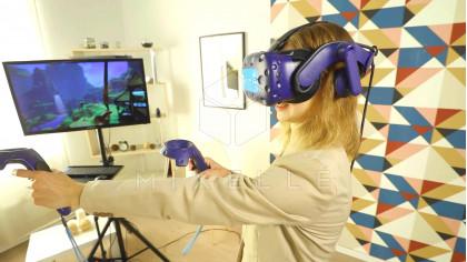 Аренда VR аттракционов на праздники и мероприятия