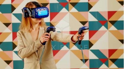 Аренда виртуального шлема HTC Vive Pro на выезд