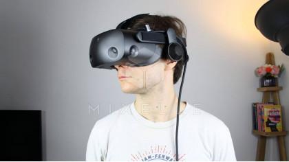 Аренда шлема виртуальной реальности HP Reverb G2