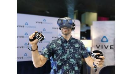 Аренда системы виртуальной реальности HTC Vive Cosmos