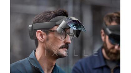 Аренда очков дополненной реальности Microsoft Hololens 2