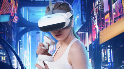 Прокат автономных VR очков Pico Neo 3
