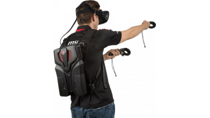 Аренда ноутбука-рюкзака VR Ready на выезд