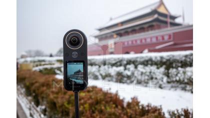 Аренда Kandao Qoocam 8k для съемки 360 контента