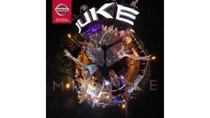 Создание 3Д фото 360 с эффектом Tiny Planet на мероприятии в Москве или в любой точке России